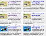 Vedoque   Juegos educativos   Curso de mecanografía gratis
