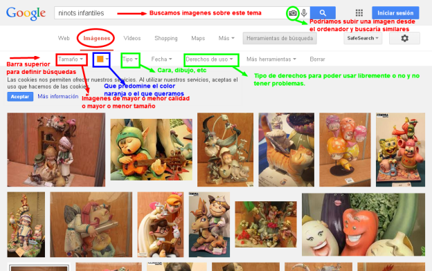 ninots infantiles   Buscar con Google